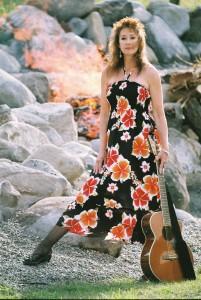 Rachel guitar fire